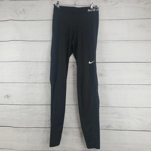 Nike Compression Black Leggings